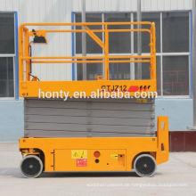 5-16M Selbstfahrender elektrischer Scherenlift zum Verkauf