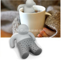 Little Tea Man För Tea Strainer Fritid High Tea Time