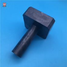 piezas de maquinaria de cerámica de nitruro de silicio sin presión