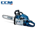 Hot Selling 2-Stroke india steel chainsaw top handle chainsaw 58cc