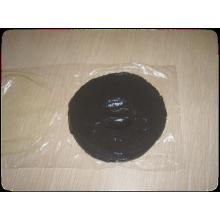 Пирог из огнеупорного раствора NB-1 с высокими эксплуатационными характеристиками
