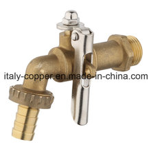 Brass Forged Tap with Brass Knockable Handle