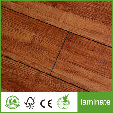 8mm AC5 Grade Laminate Flooring with EVA Pad