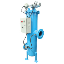 Filtro de agua automático para limpieza