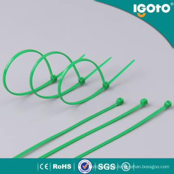 Disposable Plastic Zip Bundle Nylon Cable Tie