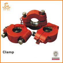 Bomco F1000 Drilling Pump Extension Rod Clamp Assembly