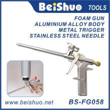 Heiße Verkaufs-Gebäude-Aufbau-Zink-Legierungs-Spray PU-Schaum-Gewehr