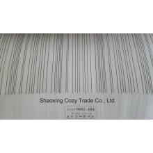 Nouveau tissu de rideau transparent Organza Voile de projet populaire 0082104