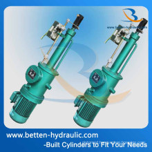 Dytf Series Electric Motor Hydraulic Cylinder Pusher