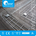 China Supplier Electro Galvanized Zinc Plated Wire Mesh Cable Tray