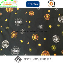 100 Pes 250t Twill Printed Futterstoff China Hersteller