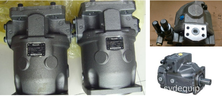 High Pressure and Standard Rexroth hydraulic Pump