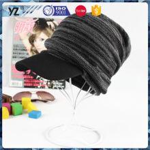 Sombrero de punto promocional del estilo atractivo de la venta de la fábrica en muchos estilo