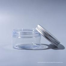 Plástico do frasco do animal de estimação 120ml para o alimento do doce / alimento / gelado / cosmético (EF-J16A120)
