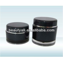 100ml 20ml round shape empty acrylic jar for cream packaging