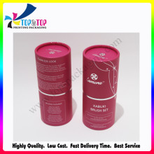 High Quality Wholesale Gift Cylinder Small Round Cardboard Boxes