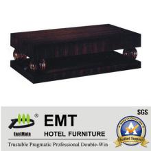 Material de madera con la mesa de centro del MDF (EMT-CT04)