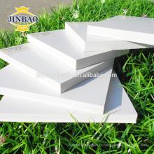 JINBAO PVC feuilles de matière plastique plaques de mousse 4x8 pour carve graver