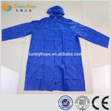 SUNNYHOPE PVC full length raincoats for men
