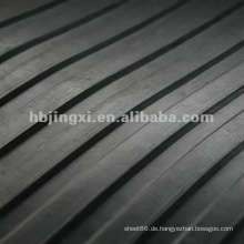 Glatt oder gerippt Isolierung Gummi Blatt / Mat