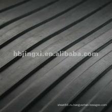 Гладкие или ребристые изоляции резиновый лист / мат
