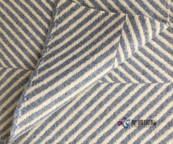 100 Superfine Wool Woven Fabric