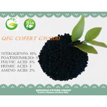 Amino Fulvic Humate Granular Organic Fertilizer