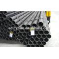 ASTM A106 Gr.B Peso do tubo de aço leve