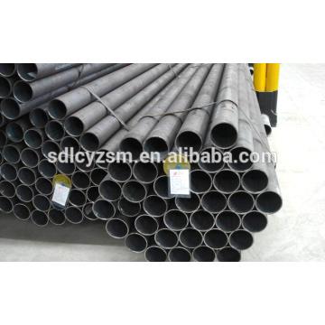 ASTM A106 Gr.B Poids de tuyau en acier doux