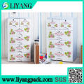 Gorgeous Flower Design, Heat Transfer Film for Sorting Box