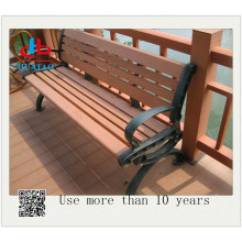 Anti-UV WPC Garden Bench