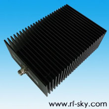 Atenuador coaxial do conector do rf do tipo N da avaliação do poder 200W