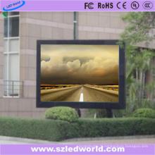 Affichage visuel fixe extérieur polychrome de Ledwall de P5 HD