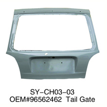 Chevrolet Spark Tail Gate
