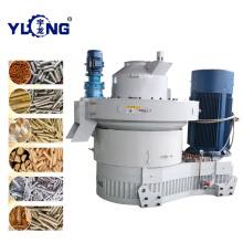 Yulong 1.5-2t / h efb línea de pellets en malasia