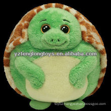 Hot selling stuffed and cute turtle plush ball toy