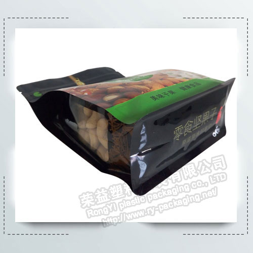 Eight Sides Mid Sealing Food Pouch