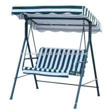 Outdoor 2-seater swing chair