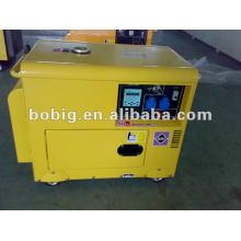 Бесшумный дизельный генератор 4.5 кВт