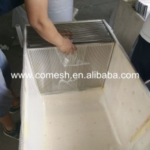 Wholesale Price for Stainless Steel Tray 304 Stainless Steel Perforated Drying Tray supply to Cameroon Manufacturer