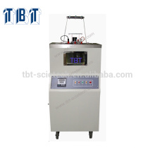 TBT-0615 Métodos de destilação e resfriamento Conteúdo de cera em betume
