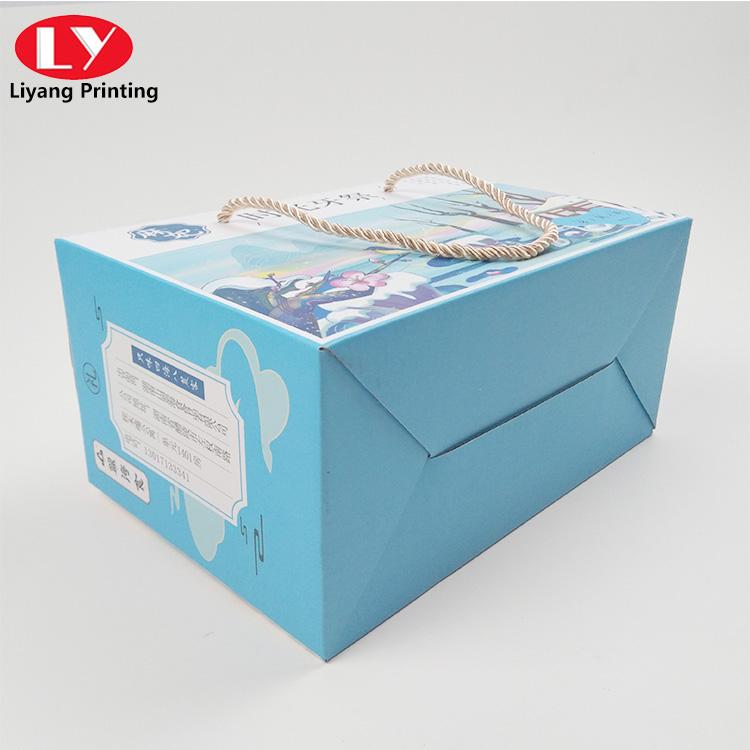Snacks Box Packaging