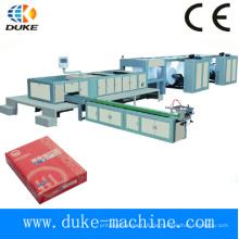 Vollautomatische Papierstanzmaschine
