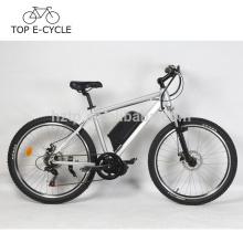 2017 DIY e vélo Chinois top mode vélo électrique avec bafang mid-drive moteur système portable vélo électrique