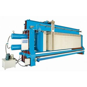 Mineral Processing Metalurgy Cast Iron Filter Press