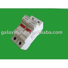 disconnectors(UL/CE) du titulaire/fusible Fusible cylindrique