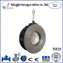 2015 new type Angle Y Type Stop Check Valve