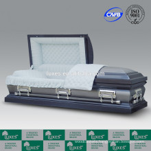 LUXES High Quality 18ga Gasketed Casket&Coffin Online For USA