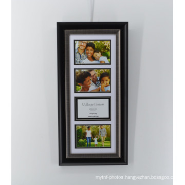 Multi-Plastic Photo Frame for Wall Deco