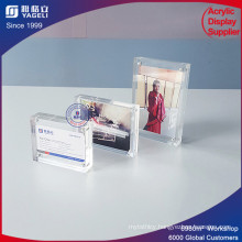 Promotional Manufacture Acrylic Magnet Photo Frame